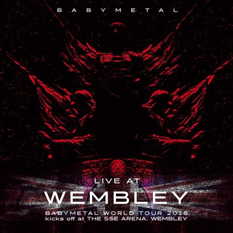 LIVE AT WEMBLEY CD out today in UK and EU! #BABYMETAL #Wembley #UK #chilipeppers https;//t.co/TBU...