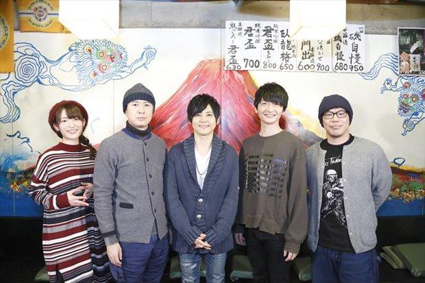 【ニュース】杉田智和さん・梶裕貴さんら声優陣、なぜ餃子だったかが明かされ驚愕!? 『クラシカロイド』座談会が開催