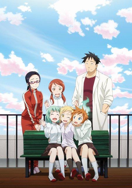 TVアニメ『亜人ちゃんは語りたい』原作発行部数が110万部を突破。スペシャル企画「町京子は旅に出たい」実施決定  #亜人