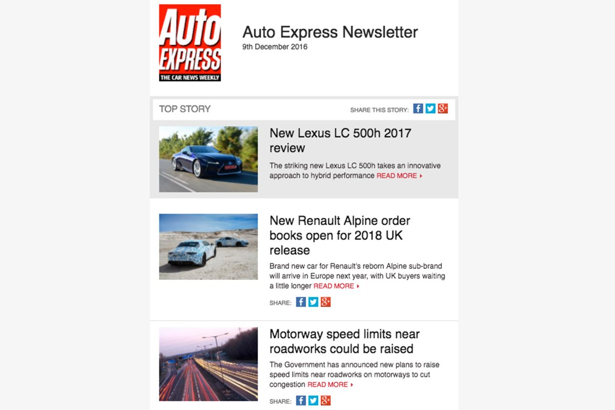 auto express new car releasesThe auto express new car awards 2015 are coming at 730pm on