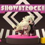 私の中の今期1アニメがshow by rockに決まりました🙏🙏🙏