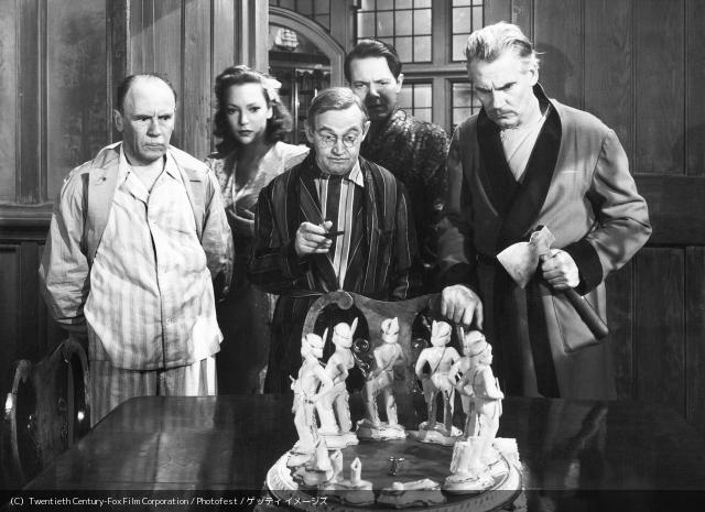 アガサ・クリスティの代表作の映画化『そして誰もいなくなった』(1945)が偉大である理由【名画プレイバック】 #名探偵コ