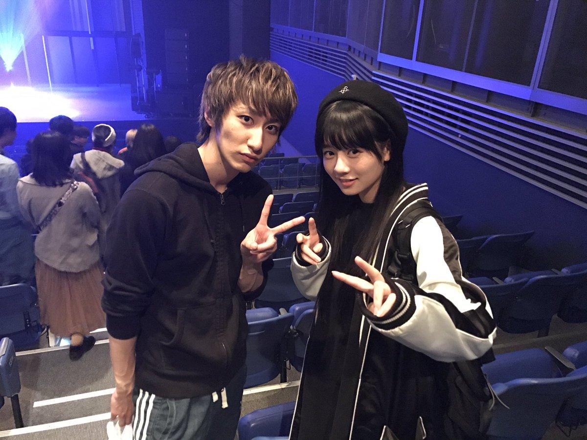 事務所の福澤侑くんの出演している舞台LivePerformanceStage「チア男子!!」のゲネプロを見に行かせてもら