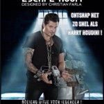 @ChristianFarla - #puzzels #Houdini #escaperoom #010 #barendrecht Ontsnap net zo snel als Harry Houdini !! https://t.co/fHJBm7PgV4