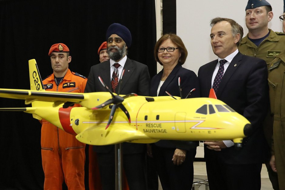 Airbus wins $2.4B contract to replace Canada's ancient search-and-rescue planes