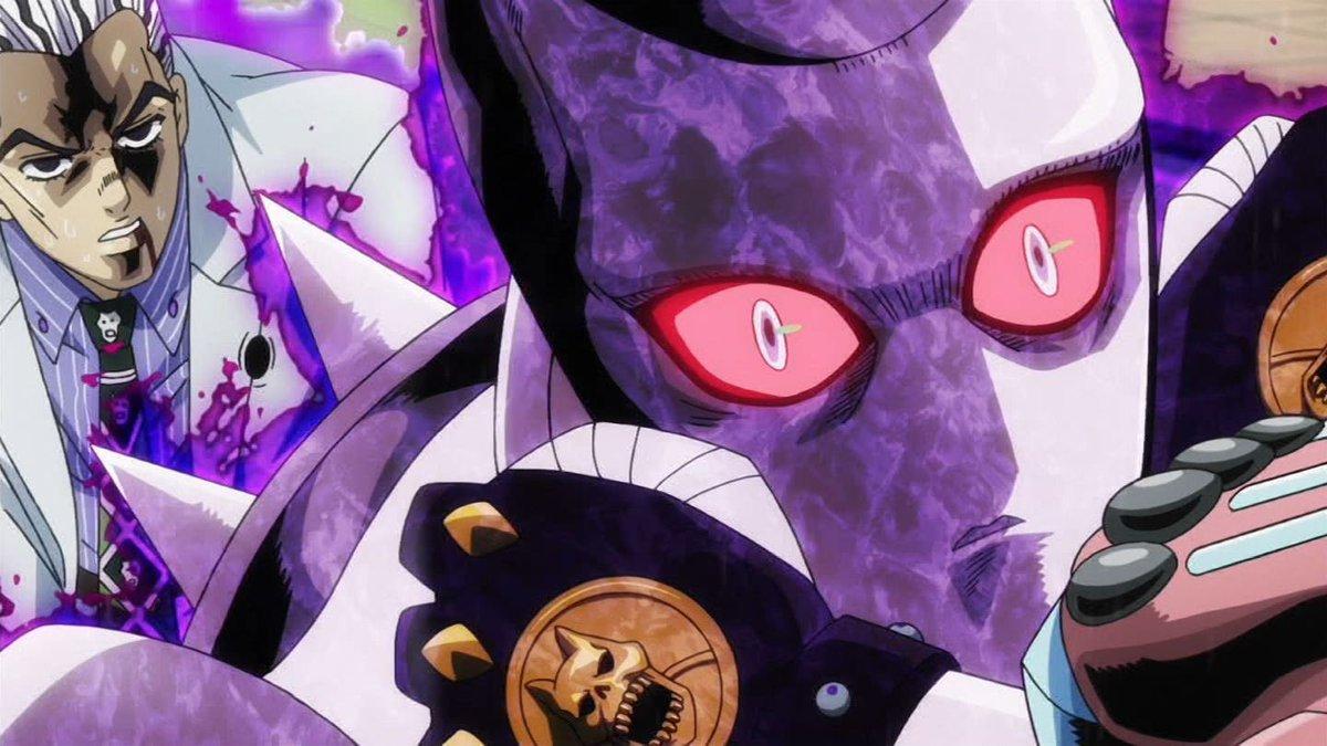 今週のキラークイーンめっちゃかっこよ #jojo_anime
