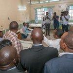 Kenya deploys army doctors as hospital strike deepens