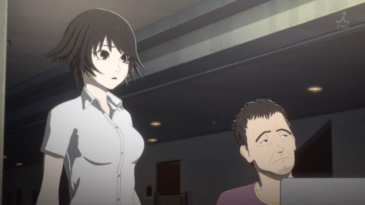 いいおっぱおだった #anime_ajin