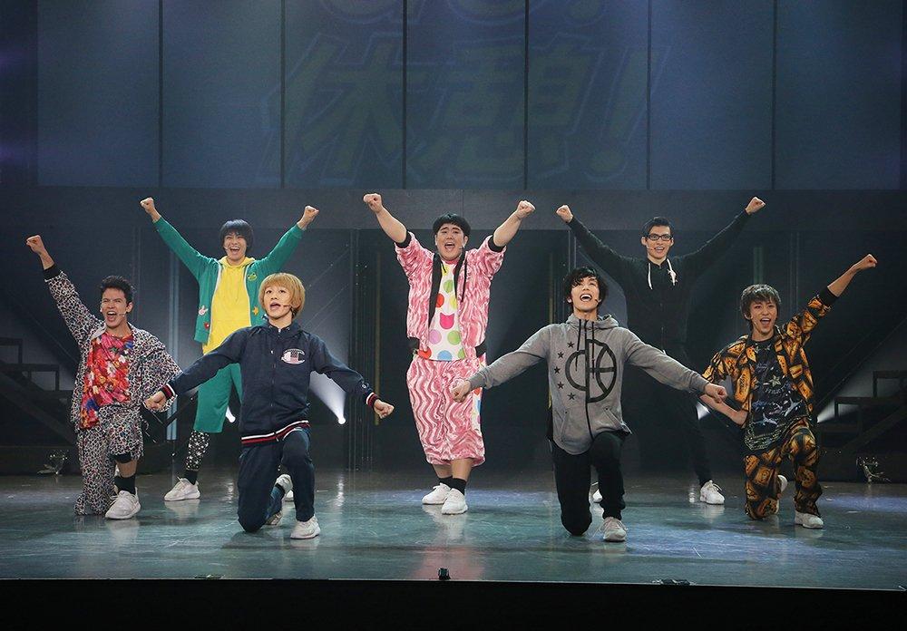 "【PASH!+】Live Performance Stage「チア男子!!」ゲネプロ写真&コメント本田礼生「""ライブ感"""