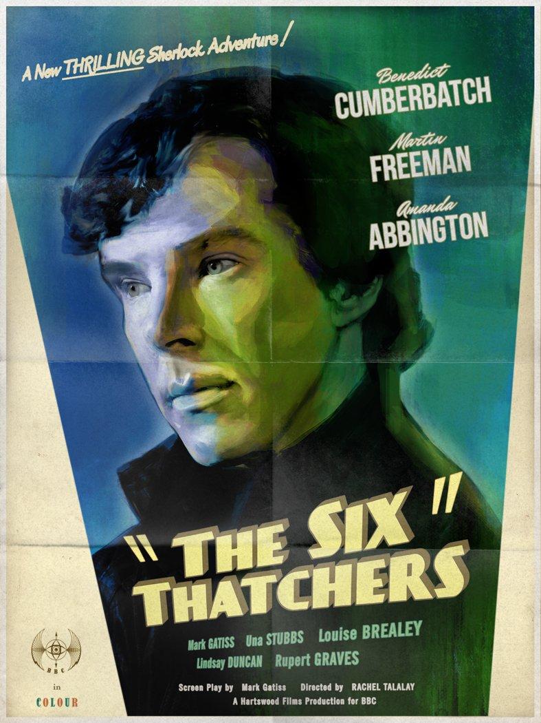 SHERLOCK cover image