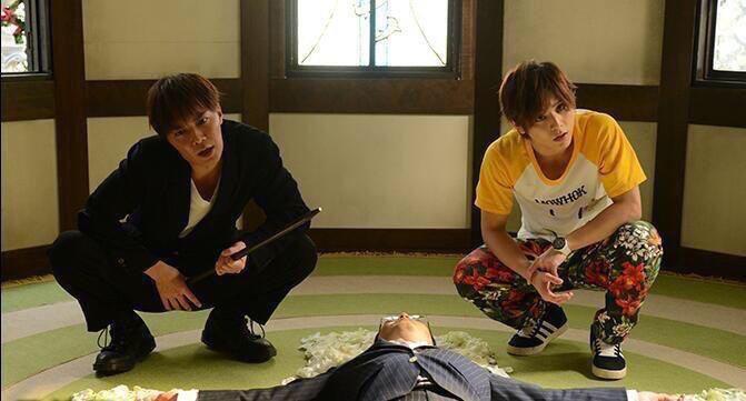 悲しすぎる😭金田一少年の事件簿、暗殺教室山ちゃんと一緒に出ててめっちゃ好きやったのに😭