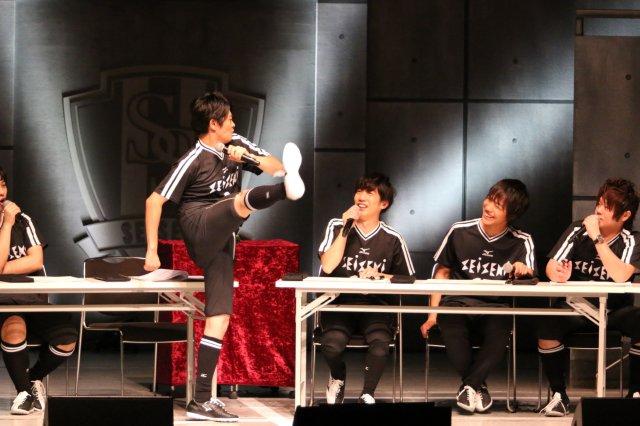 【ニュース】「なんだっけ?」初々しいトークに拍手喝采!吉永拓斗さん、松岡禎丞さんら登壇『DAYS』ハーフタイムSPミーテ