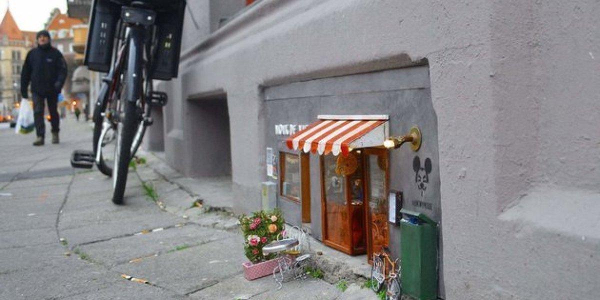 스웨덴에 생쥐를 위한 마법 같은 상점들이 생기고 있다(사진) https://t.co/H5pYbKUDUy