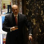 Trump to name Goldman executive to key economic post - reports