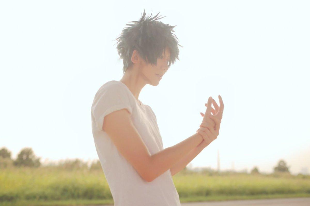 【コス*僕のヒーローアカデミア】彼と彼(救うための手と、勝つための手。)緑谷出久/爆豪勝己:有間P:苑杜