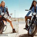 Black model Deddeh Howard recreates ad campaigns originally featuring white women