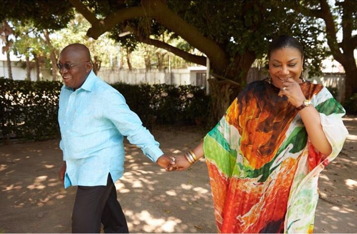 How many RTs and LIKES for the President and First Lady