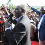 Kalenjins don't trust Ruto, Gideon tells Uhuru