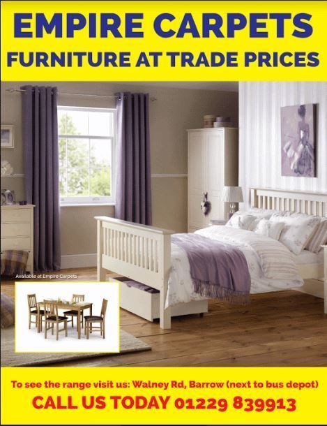 Empire Carpets: now stocking quality furniture for the home - including solid oak ranges. #Ad https://t.co/0mBxUI1HSv