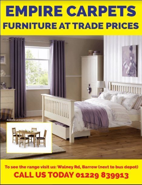 NWEMlive : Empire Carpets: now stocking quality furniture for the home - including solid o… https://t.co/IKPiHaLRXu) https://t.co/1cCW2ywBJg