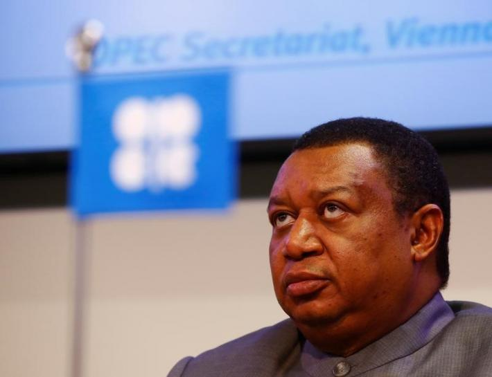 """OPEC SecGen sees """"historic"""" deal with non-OPEC on Saturday"""