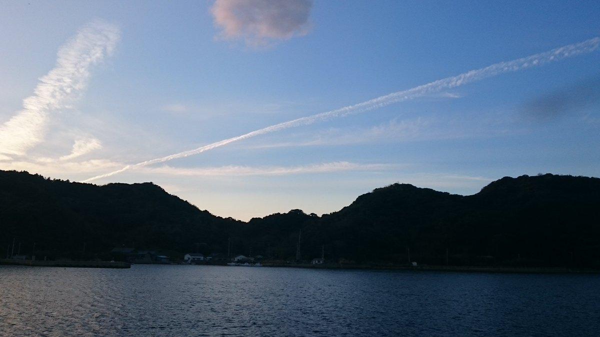 久賀島の眺めは格別ここでグラシュがあったらという妄想がはかどりますね#蒼の彼方のフォーリズム#あおかな#聖地巡礼