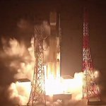 Japanese cargo ship en route to space station