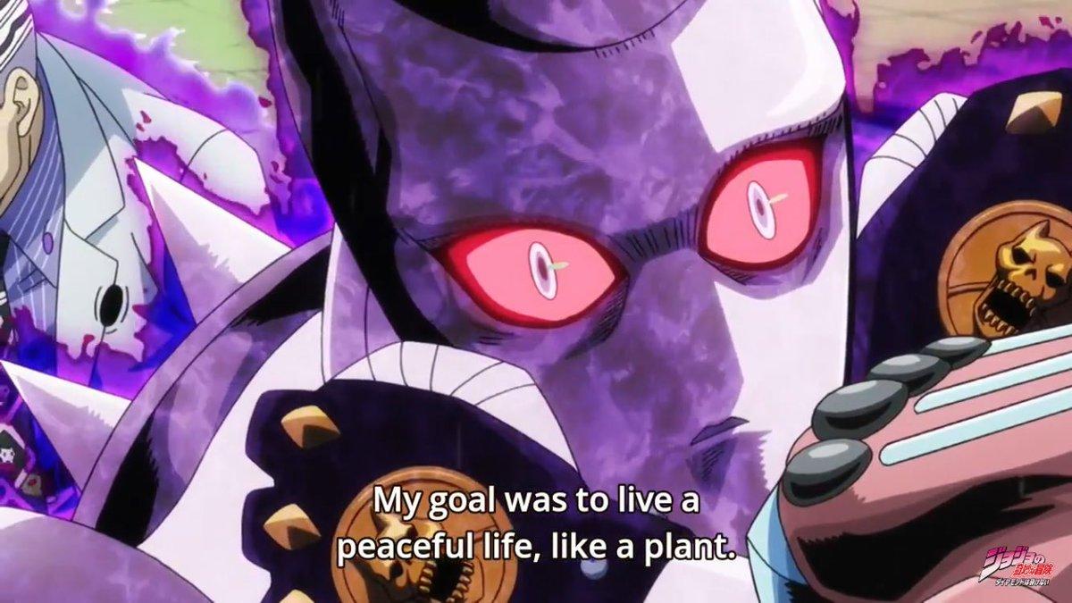 やっぱラスボス戦だから作画に気合い入ってんなー! #jojo_anime