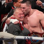 Holiday first for Joseph Parker as fame and fortune grows with WBO heavyweight title