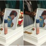 Gospel singer laid to rest after perishing in a grisly road accident