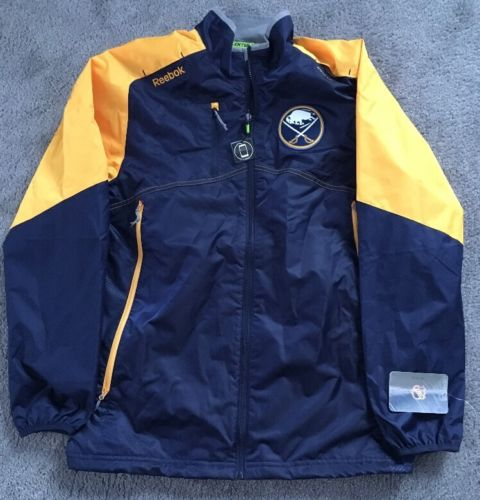 Reebok Toronto Maple Leafs 2015 Center Ice Kinetic Rink Full Zip Jacket
