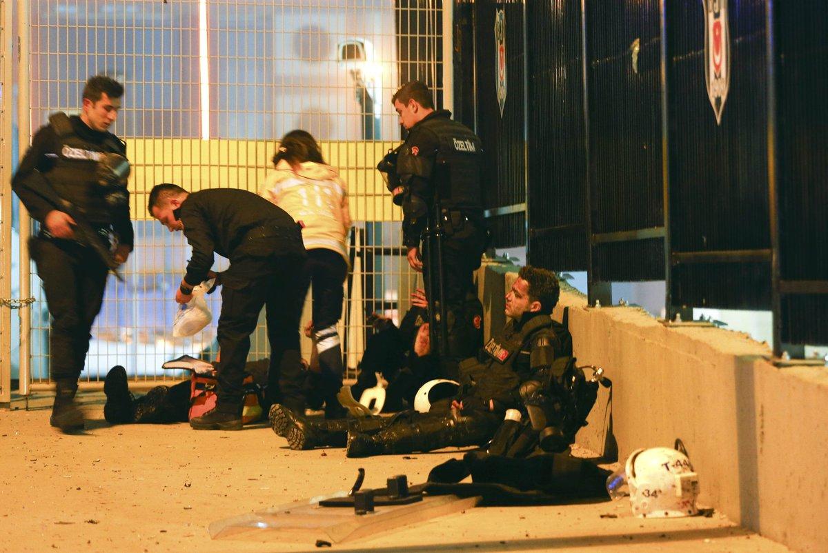 10 December 2016 Istanbul bombings