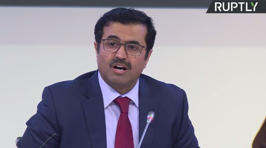 LIVE: Presser as OPEC meet non-OPEC members to decide on oil limiting pact