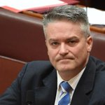 Finance Minister Mathias Cormann says Budget is still forecast to return to surplus in 2020/21
