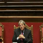 Italian foreign minister looks poised to get premier's job