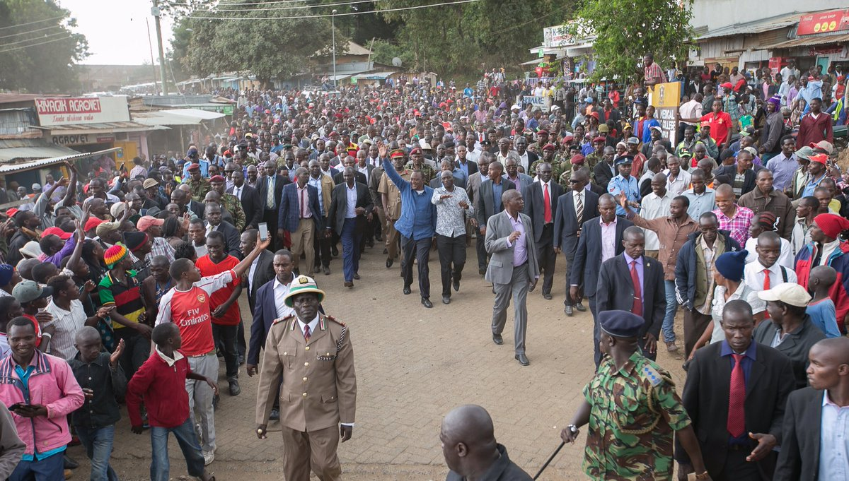 Uhuru postpones Narok trip after Naivasha disaster, to visit families of dead officers
