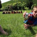 Fitness and fun inspire Kai Iwi kids