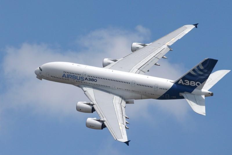 IranAir confirms cutting Airbus order, dropping A380s