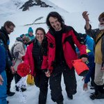 That's so cool! Cape Town couple tie the knot in the Antarctic
