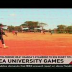 Strathmore beat Uganda's Kyambogo to win inter-university rugby title