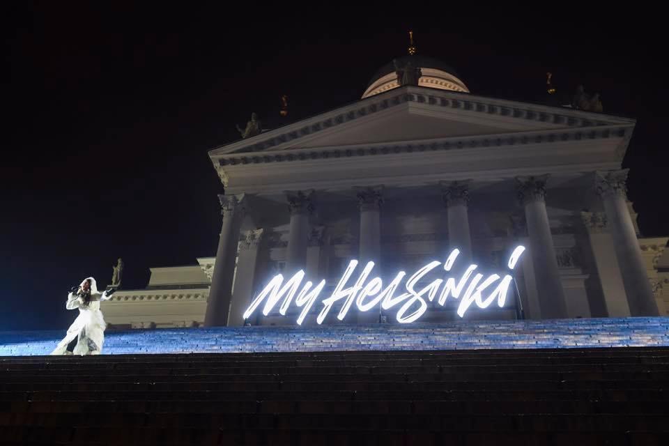Helsinki congratulates our X Factor UK runner-up, @saaraaalto!❤️ A star is born. #XFactorUK #MyHelsinki https://t.co/FbD2u4w61I