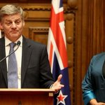 Bill English is NZ's new Prime Minister, Paula Bennett new Deputy