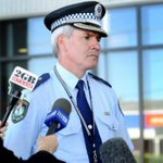 'Kicked in the guts': Anger as psychotic letter-writing murderer of Australian police inspector gets sentence cut