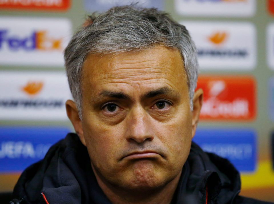 Jose Mourinho orders Manchester United in for training at Old Trafford at 4.30pm on Christmas Day