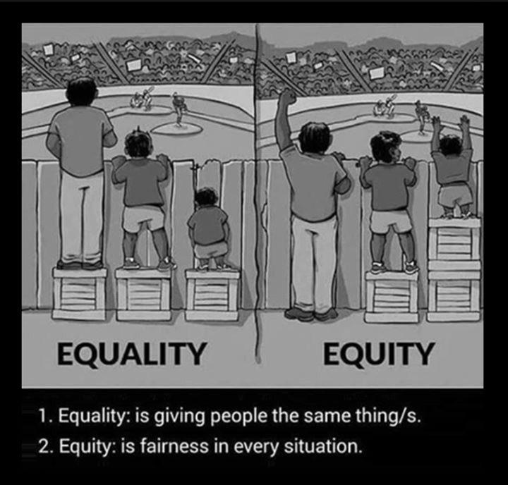Un buen líder no trata a todo el mundo igual! Un ejemplo del porqué! https://t.co/S1aQ3ZZdv7
