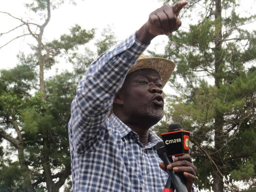 Wife inheritance banned in Siaya to reduce spread of HIV