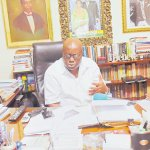 Ghana's new leader, Addo urges respect for democracy