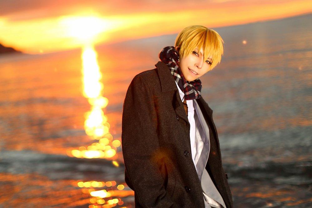 【コスプレ・黒バス】愛してやまない海常エースやってきた黄瀬:ウィル P:okadaさん