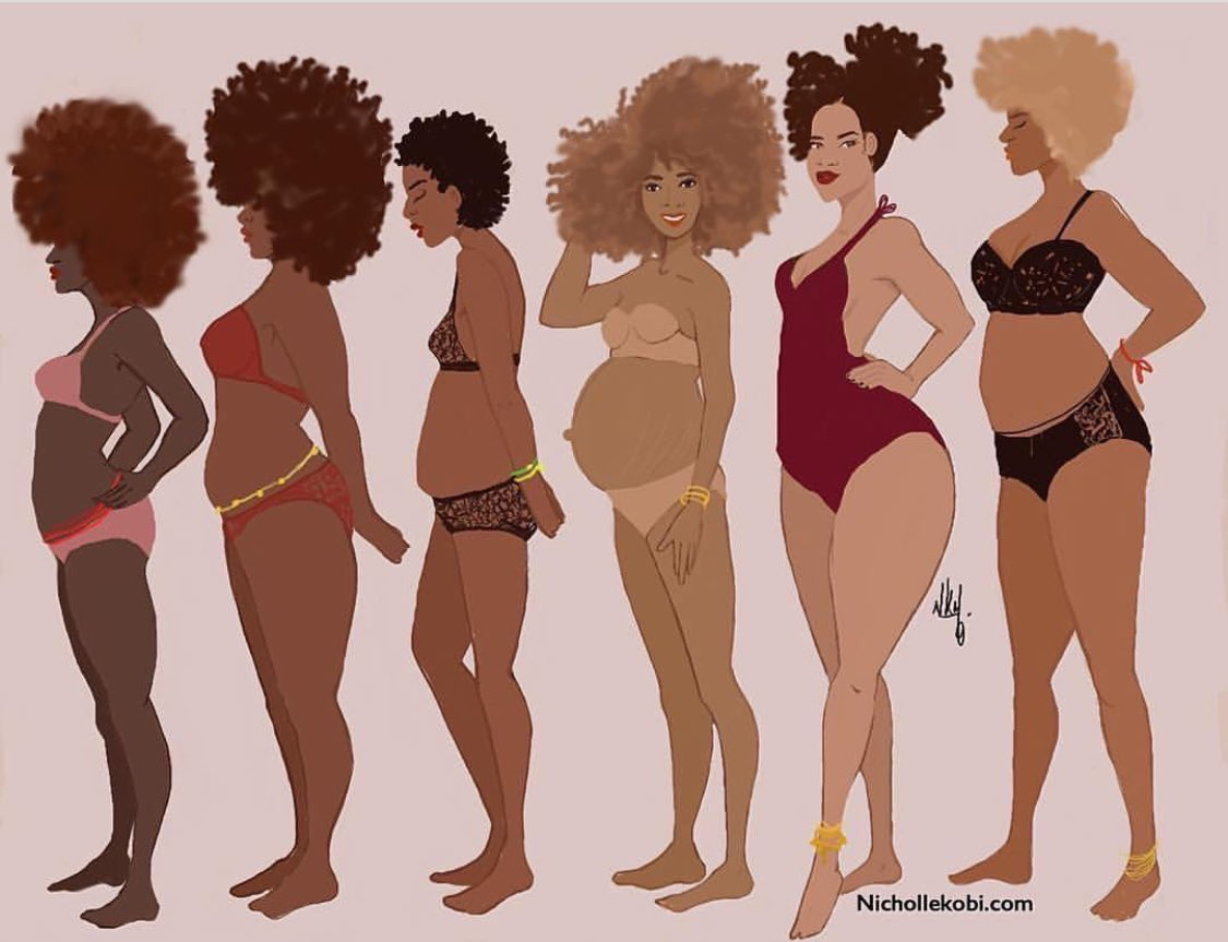 Black women, we are naturally divine! Walk in the strength that dwells inside of you. Make today worship you. https://t.co/XSXFkNVyEW