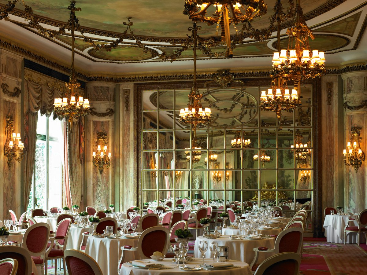 The Ritz London's Most Glamorous Afternoon Tea